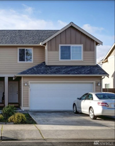 Lynden Condo/Townhouse Sold: 2200 Greenview Cir #43