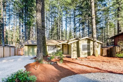 North Bend WA Single Family Home For Sale: $410,000