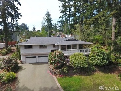 Bothell Single Family Home For Sale: 22224 3rd Ave SE