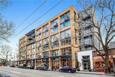 Condo/Townhouse Sold: 530 Broadway E #209