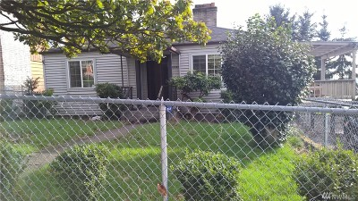 Seattle Single Family Home For Sale: 2515 S Willow St