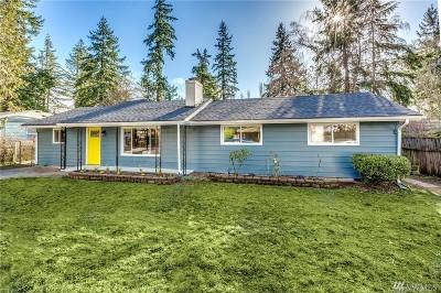 Lakewood Single Family Home For Sale: 8727 John Dower Rd SW