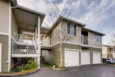 Auburn WA Condo/Townhouse For Sale: $220,000