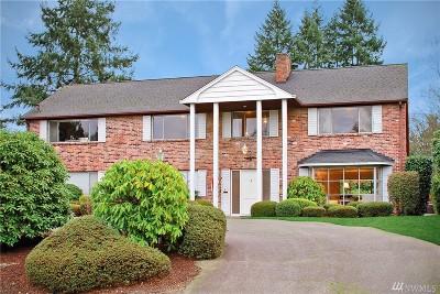 Mercer Island Single Family Home For Sale: 4214 86th Ave SE