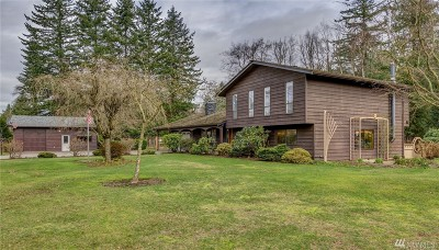 Ferndale Single Family Home For Sale: 7212 Dahlberg Rd