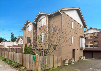 Seattle Single Family Home For Sale: 5017 37th Ave S #A