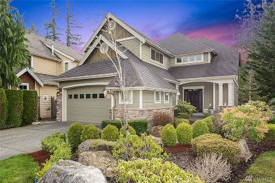 Sammamish Single Family Home For Sale: 813 235th Ave NE