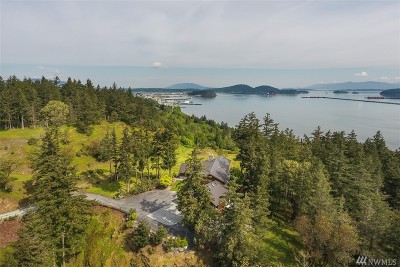 Anacortes Single Family Home For Sale: 6755 Hiline Lane