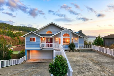Anacortes Single Family Home For Sale: 4511 Kingsway