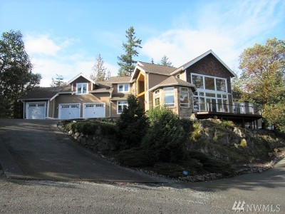 Anacortes Single Family Home For Sale: 11942 New Morning Dr