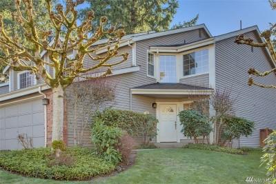 Bellevue Condo/Townhouse For Sale: 14761 NE 3rd St #13