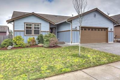 Oak Harbor Single Family Home For Sale: 1640 SW Downfield Wy