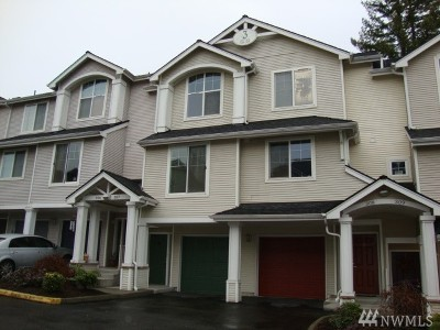 Bothell Condo/Townhouse For Sale: 16125 Juanita Woodinville Wy NE #307