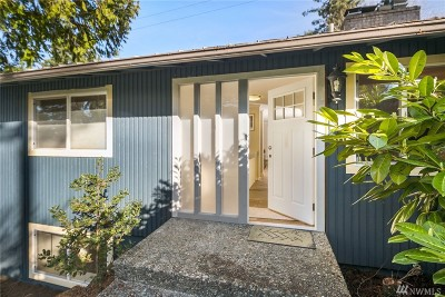 Bellevue Single Family Home For Sale: 6120 123rd Ave SE