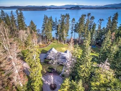 Oak Harbor WA Single Family Home For Sale: $995,000