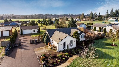 Thurston County Single Family Home For Sale: 8615 194th Ave SW