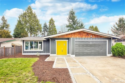 Tacoma Single Family Home For Sale: 4217 N Whitman St