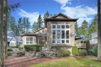 Gig Harbor Single Family Home For Sale: 5632 Old Stump Dr NW