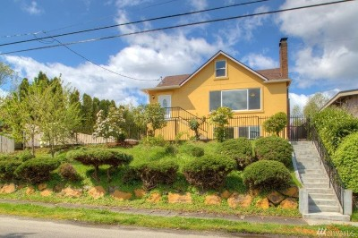 Seattle Single Family Home For Sale: 8433 55th Ave S
