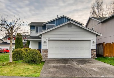 Lynnwood Condo/Townhouse For Sale: 2514 149th Place SW