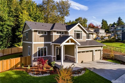 Issaquah Single Family Home Contingent: 910 11th Place NW #20