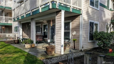 Everett Condo/Townhouse For Sale: 11518 12th Ave W #D101