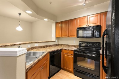 Bothell Condo/Townhouse For Sale: 15300 112th Ave NE #B208