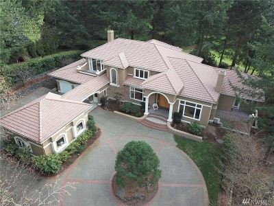 Pierce County Single Family Home For Sale: 4702 N Foxglove Dr NW