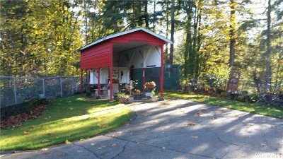 Snohomish County Single Family Home For Sale: 17816 Clover Rd