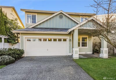 Sammamish Single Family Home For Sale: 23951 SE 6th St