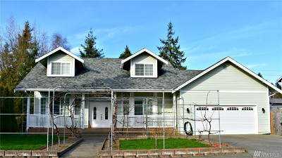 Tacoma Single Family Home For Sale: 817 97th St S