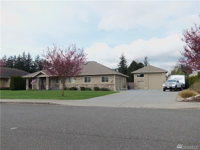 Ferndale Single Family Home For Sale: 5715 Willow Springs Way