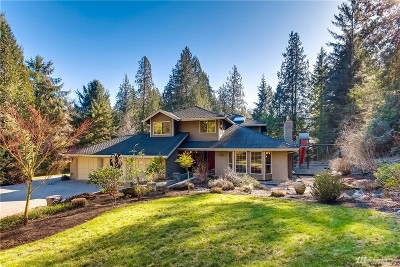Issaquah Single Family Home For Sale: 22816 SE 141st Ct