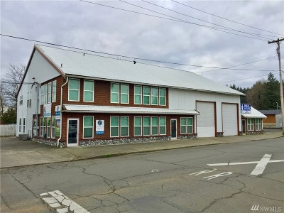 Elma Commercial For Sale: 411 N 3rd