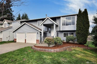 Puyallup Single Family Home For Sale: 12919 95th Av Ct E