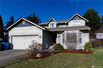 Puyallup Single Family Home For Sale: 7807 144th St Ct E