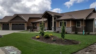 Eatonville Single Family Home For Sale: 152 Mountain Crest (Lot 2) Lane