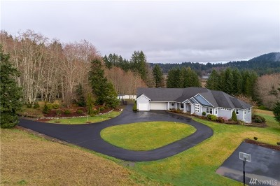 Thurston County Single Family Home For Sale: 5409 12th Ave SW