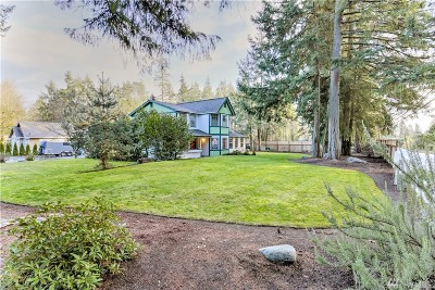 Gig Harbor Single Family Home For Sale: 3720 53rd St NW