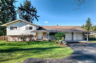 Normandy Park Single Family Home For Sale: 17901 Riviera Place SW