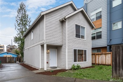 Seattle Single Family Home For Sale: 9039 17th Ave SW