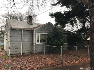 Seattle Single Family Home For Sale: 8412 12th Ave S