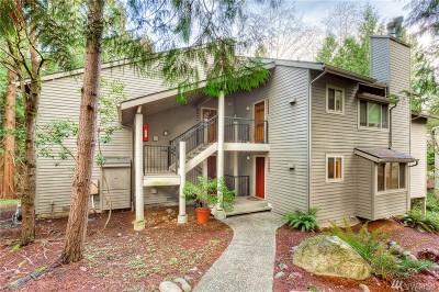 Redmond Condo/Townhouse For Sale: 14622 NE 81st St #A4