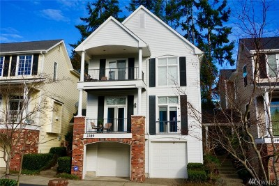 Bellevue Single Family Home For Sale: 2389 132nd Ave SE