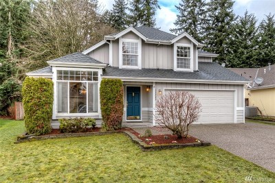 Maple Valley Single Family Home For Sale: 23345 SE 243rd Place