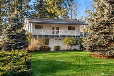 Renton Single Family Home Contingent: 15825 205th Ave SE