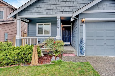 Bellingham Single Family Home For Sale: 406 Holland Ave