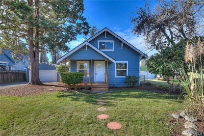 Tacoma Single Family Home For Sale: 8610 S D St