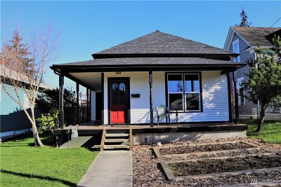 Bellingham Single Family Home For Sale: 1444 Iron St