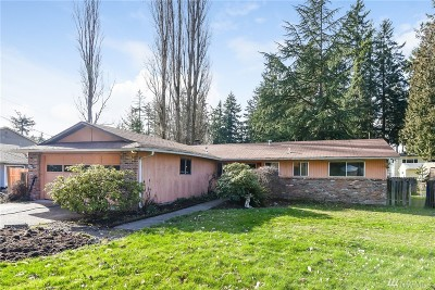 Federal Way Single Family Home For Sale: 35829 13th Ave SW